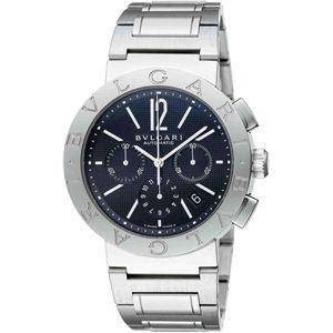 BVLGARI ブルガリ 腕時計 BVLGARI ブルガリBVLGARI ブルガリブラックBB42BSSDCH