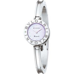 BVLGARI(ブルガリ)  腕時計 ビーゼロワンピンクパールBZ22C2SS-M