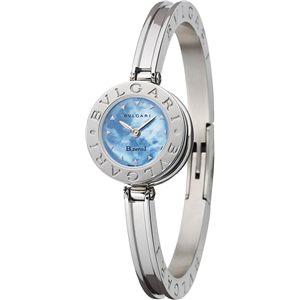 BVLGARI(ブルガリ)  腕時計 ビーゼロワンライトブルーパールBZ22C3.2SS-M