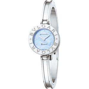 BVLGARI(ブルガリ)  腕時計 ビーゼロワンライトブルーパールBZ22C3SS-M