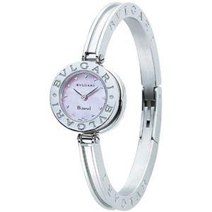 BVLGARI ブルガリ 腕時計 ビーゼロワンオレンジパールBZ22C8SS-M