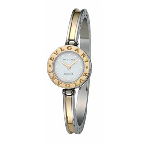 BVLGARI(ブルガリ) 腕時計 ビーゼロワンホワイトBZ22WSPGSPG-S