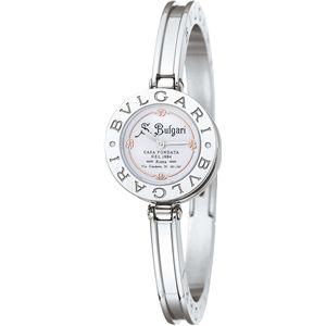 BVLGARI(ブルガリ) 腕時計 ビーゼロワンホワイトBZ22WSS/125-M
