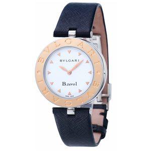 BVLGARI ブルガリ 腕時計 ビーゼロワンホワイトBZ30WSGL-M