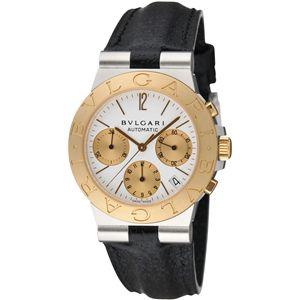 BVLGARI(ブルガリ)  腕時計 ディアゴノホワイトCH35WSGLDAUTO