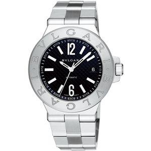 BVLGARI(ブルガリ)  腕時計 ディアゴノブラックDG40BSSD