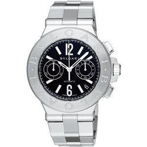 BVLGARI(ブルガリ)  腕時計 ディアゴノブラックDG40BSSDCH
