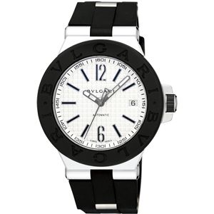 BVLGARI(ブルガリ)  腕時計 ディアゴノホワイトDG40C6SVD