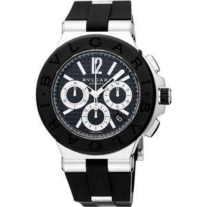 BVLGARI ブルガリ 腕時計 ディアゴノブラックDG42BSVDCH