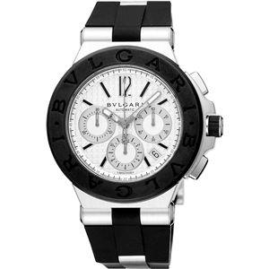 BVLGARI ブルガリ 腕時計 ディアゴノホワイトDG42C6SVDCH