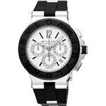 BVLGARI ブルガリ 腕時計 ディアゴノホワイトDG42C6SVDCH【送料無料】