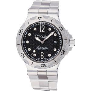 BVLGARI(ブルガリ)  腕時計 ディアゴノブラックDP42BSSDSD