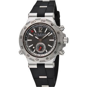 BVLGARI(ブルガリ)  腕時計 ディアゴノグレーDP42C14SVDGMT