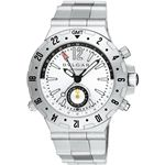 BVLGARI(ブルガリ)  腕時計 ディアゴノシルバーGMT40C5SSD【送料無料】
