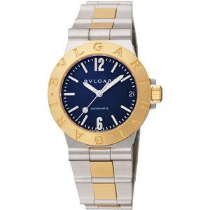 BVLGARI ブルガリ 腕時計 ディアゴノブラックLCV29BSGD