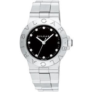 BVLGARI ブルガリ 腕時計 ディアゴノブラックLCV29BSSDQ/11