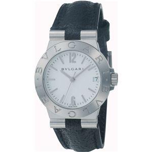 BVLGARI(ブルガリ)  腕時計 ディアゴノホワイトLCV29WSLDQ