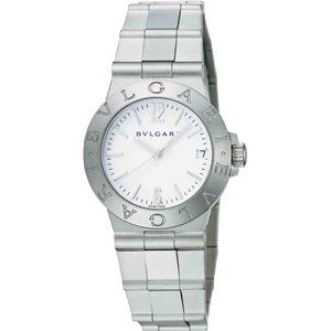 BVLGARI(ブルガリ)  腕時計 ディアゴノホワイトLCV29WSSDQ