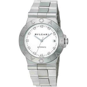 BVLGARI(ブルガリ)  腕時計 ディアゴノホワイトLCV35WSSD/11