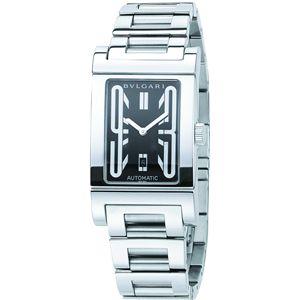 BVLGARI ブルガリ 腕時計 レッタンゴロブラックRT45BSSD