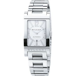 BVLGARI(ブルガリ)  腕時計 レッタンゴロシルバーRT45C6LSSD