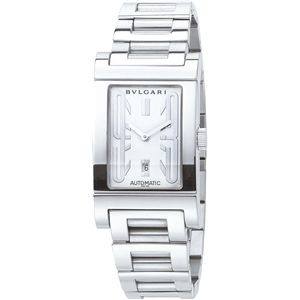 BVLGARI(ブルガリ)  腕時計 レッタンゴロホワイトRT45SSD