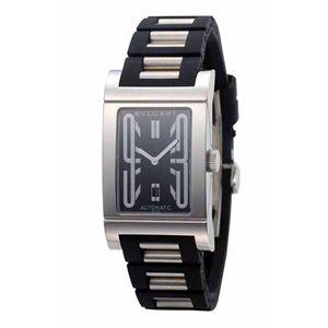 BVLGARI(ブルガリ)  腕時計 レッタンゴロブラックRT45SVD