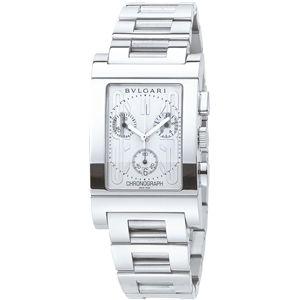 BVLGARI ブルガリ 腕時計 レッタンゴロホワイトRTC49SSD
