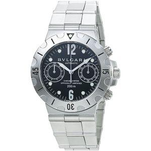 BVLGARI(ブルガリ)  腕時計 ディアゴノブラックSC38SS