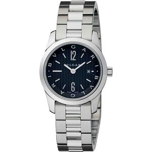 BVLGARI(ブルガリ)  腕時計 ソロテンポブラックST30BSSD