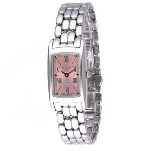 CELINE(セリーヌ) 腕時計 LA CLASSIQUE C ステンレスベルト ピンク C78127000