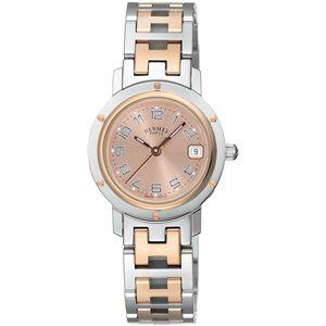 HERMES(エルメス) 腕時計 クリッパーピンクCL4.221.480/3824