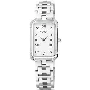 HERMES(エルメス) 腕時計 クロアジュールホワイトパールCR2.210.212/3799