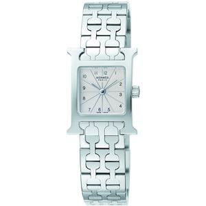 HERMES(エルメス) 腕時計 HウォッチシルバーHH1.110.260/4835