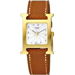 HERMES(エルメス)  腕時計 HウォッチホワイトHH1.201.130/UGO - 拡大画像