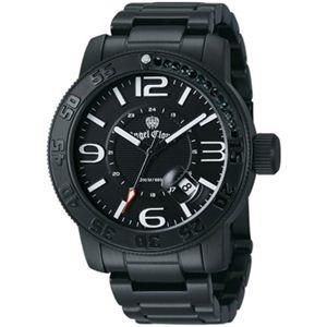 Angel Clover(エンジェルクローバー) メンズ 腕時計 シークルーズ SC44BBW ブラック