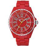 Angel Heart(エンジェルハート) レディース 腕時計 ラブスポーツマリン WL39RE レッド