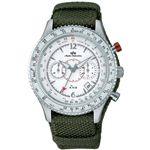ALPHA by AERONAUTICS(アエロノーティック) メンズ 腕時計 TYPE AIR FORCE 7446WH-NYLON ホワイト