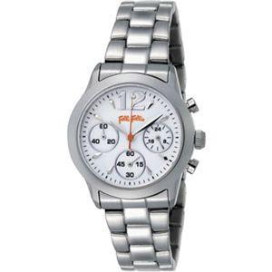 Folli Follie(フォリフォリ) レディース 腕時計 WF0T026BCW ホワイト - 拡大画像