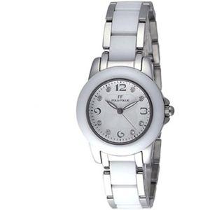 Folli Follie(フォリフォリ) レディース 腕時計 WF0T047BSS ホワイト - 拡大画像