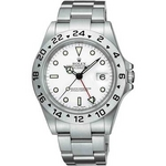 ROLEX(ロレックス) メンズ 腕時計 エクスプローラー II 16570 WHT 3列ブレス ホワイト