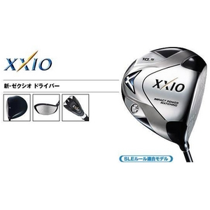 DUNLOP(ダンロップゴルフ) XXIO ゼクシオ ドライバー MP600 S-10.5