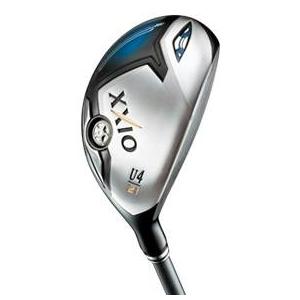 DUNLOP(ダンロップ) ゴルフクラブ ゼクシオ XXIO7 ユーティリティ -U4- ロフト:21度