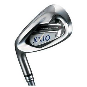 DUNLOP(ダンロップ) ゴルフクラブ ゼクシオ XXIO7 アイアン(左用)8本セット