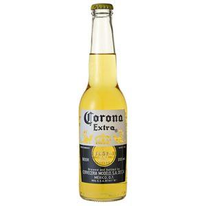 コロナ エキストラ 瓶 (輸入ビール) 355ml×24本入り【3セット 計72本】 - 拡大画像