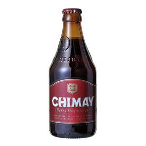 シメイ レッド 瓶 (輸入ビール) 330ml×12本入り - 拡大画像