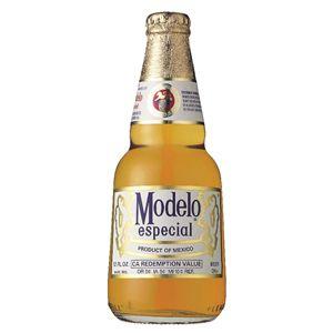 モデロ エスペシャル 瓶 (輸入ビール) 355ml×24本入り - 拡大画像