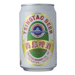 青島ビール 缶 (輸入ビール) 330ml×24本入り