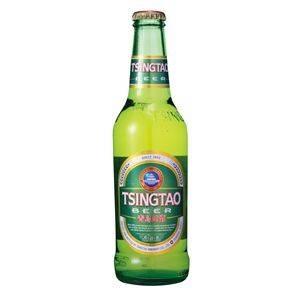 青島ビール 瓶 (輸入ビール) 330ml×24本入り