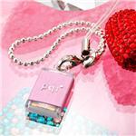 pqi USBメモリーストラップ BF07-2033 2GBピンク